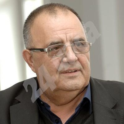 Лекарите ще задържат Божидар Димитров поне една нощ в болницата. СНИМКА: 24 часа