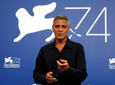 Джордж Клуни  СНИМКА: Ройтерс