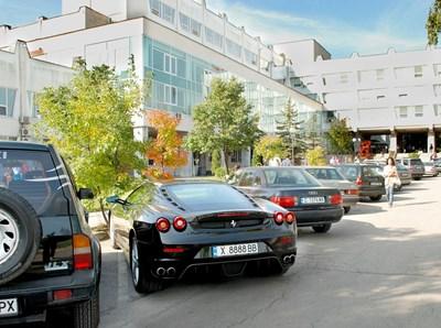 Българинът предпочита все по-луксозни автомобили.