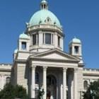 Сградата на сръбския парламент Снимка: Архив