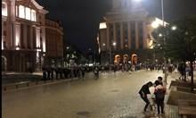 Протестиращи искат Велико народно събрание и да се рестартира държавата (Снимки)