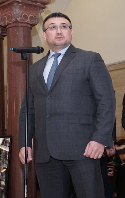 Младен Маринов Снимка: Десислава Кулелиева