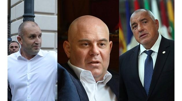 Зад протестите - битка между трима силни мъже. Кой ще надделее?