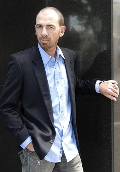 Димитър Маринов живее в САЩ от 1990 г. и има роли в редица холивудски продукции.  СНИМКА: АРХИВ