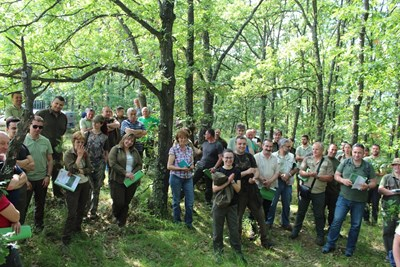 Лесовъди обсъждаха по-доброто стопанисване на горите.