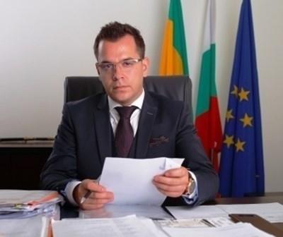 Сегашният кмет на Добрич Йордан Йорданов СНИМКА: община Добрич