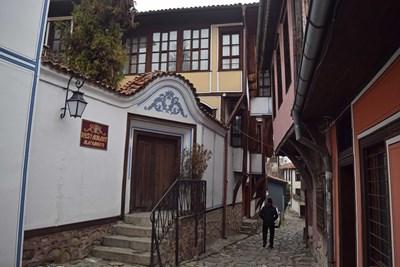 """Възрожденската къща с ресторант """"Алафрангите"""" се предлага на цена от 1,1 млн. лв."""