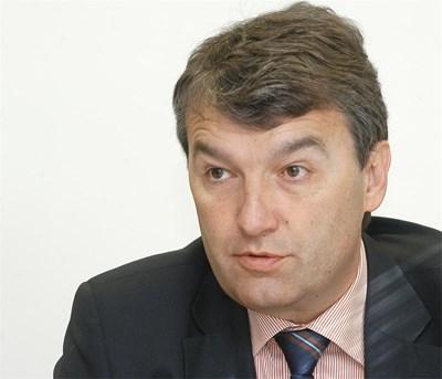 Проф. Лъчезар Трайков ръководи Александровска болница от 3 г. СНИМКА: Гергана Вутова
