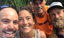 Йога инструкторка е открита жива в дълбока клисура 2 седмици след като изчезна