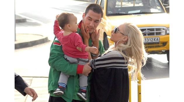 Ивелин изостави националния, за да спаси семейството си