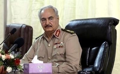 Командир Халифа Хафтар СНИМКА: Ройтерс