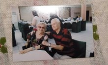 68 години Пенка и Стефан са заедно! И се обичат!