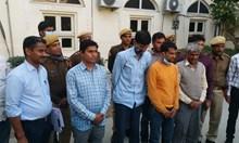 Крадци взеха 500 кг сребро от индиец през тунел от съседната къща