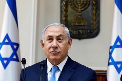 Министър-председателят на Израел Бенямин Нетаняху Снимка: Ройтерс