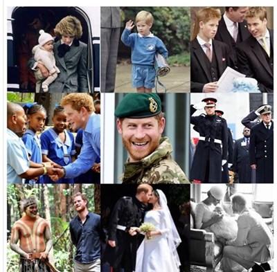 Принц Хари празнува 35-я си рожден ден