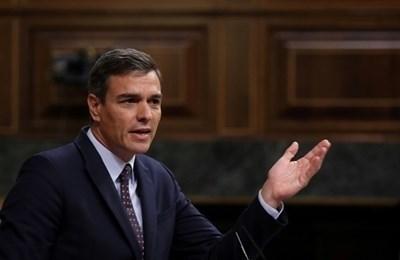 Педро Санчес СНИМКА: Ройтерс