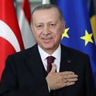 Президентът на Турция - Реджеп Тайип Ердоган СНИМКА: Ройтерс