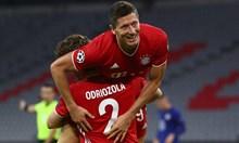 """Един ЛЕВандовски е част от всички голове за 7:1 срещу """"Челси"""""""
