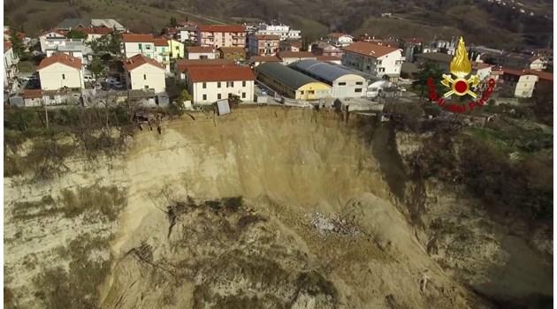 8,1 млн. лв. щети от свлачища през 2019 г. Защо във Вранча няма пропадания