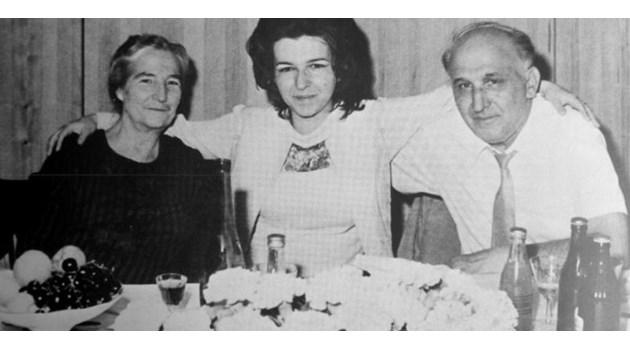 Съпругата на Тодор Живков умира в нечовешки мъки