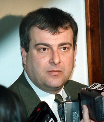 Д-р Димитър Петров е подуправител на НЗОК.