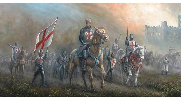 Рицарите защитили съкровището си с поредица капани