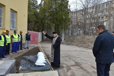 Закритият дом за сираци ще бъде ремонтиран и там ще се създадат три нови социални центъра.