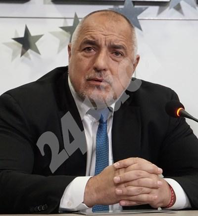 Бойко Борисов ще подкрепи Кьовеши за европейски главен прокурор. СНИМКА: 24 часа