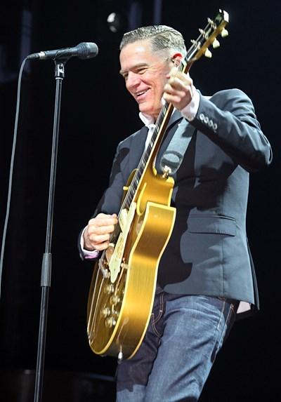 Брайън Адамс ще пее в Пловдив. СНИМКА: РУМЯНА ТОНЕВА