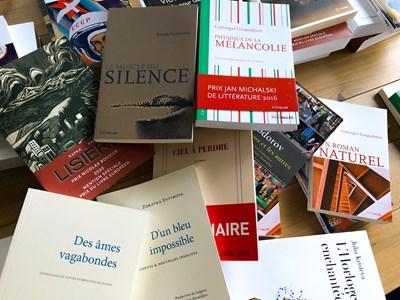 Преведените на френски съвременни български автори вече са достъпни за читателите в 50 френски града.