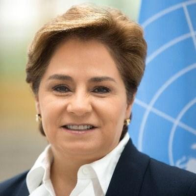 Патрисия Еспиноса, изпълнителен секретар на Рамковата конвенция на ООН за изменението на климата СНИМКА: туитър/PEspinosaC