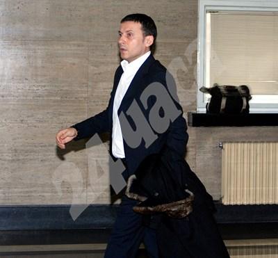 Миню Стайков е зад решетките от септември м.г. СНИМКА: 24 часа