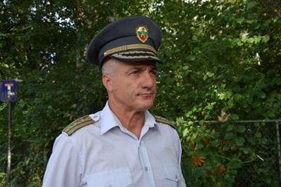 Сергей Заимов СНИМКА: Архив
