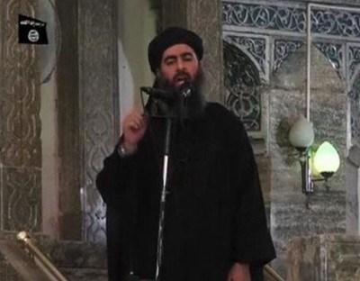 Абу Бакр ал Багдади СНИМКА: Архив