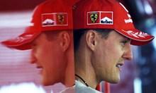 Шумахер заклещен в капана на съзнанието си. Ще се събуди ли?