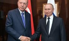 Клането в Сирия ще продължи! Путин унижи Ердоган