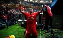 Карлос Бака започва с риболов и късане на билетчета, за да стигне до големия футбол