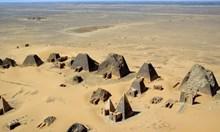 В Нубия имало повече пирамиди от Египет