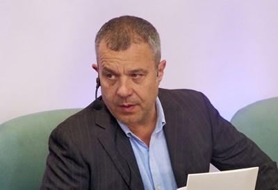 Емил Кошлуков. Снимка: Йордан Симеонов