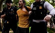 Арестуваха около 50 участници в протестите заради смъртта на Джордж Флойд в Минесота