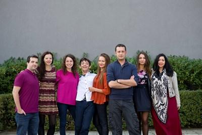 Екипът на Jamba в България
