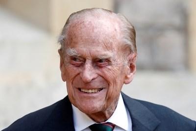 Принц Филип СНИМКА: Ройтерс