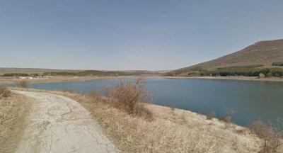 "язовир ""Фисека"" Снимка: Google street view"