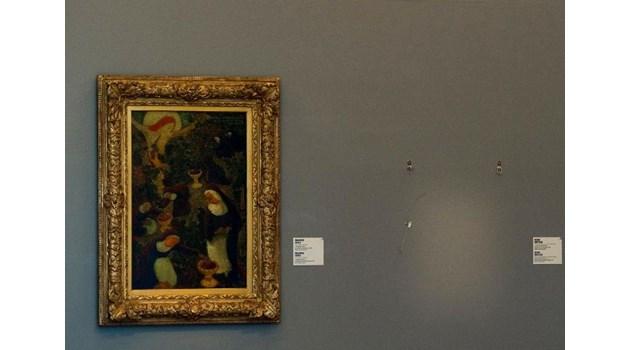 Голяма мистификация с картина на Пикасо в Румъния!