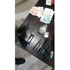 Иззети са пневматични пистолети Снимка: Авторката