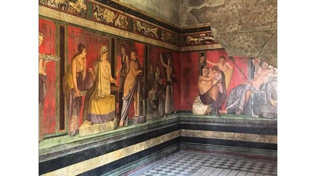 Проклятието на Помпей - който открадне нещо, го застига смърт, загуби, болести