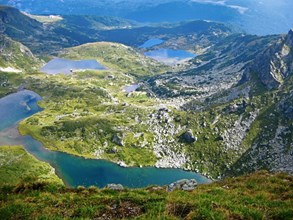 Седемте рилски езера - енергийният център на света