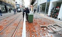 Още по-силно земетресение от 6,2 разлюля Хърватия, има разрушения