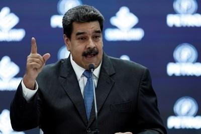 Николас Мадуро СНИМКА: Ройтерс
