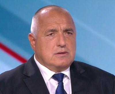 Борисов за камиона с 39 трупа: Няма как ние да сме свързани, освен с табелата му